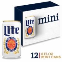 Miller Lite American Lager Beer 12 Cans