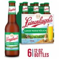 Leinenkugel's Canoe Paddler Kolsch-Style Beer 6 Bottles