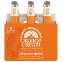 Henry Weinhard's Orange Cream Soda