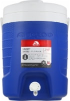 Igloo Sport Beverage Cooler - Blue - 2 gal