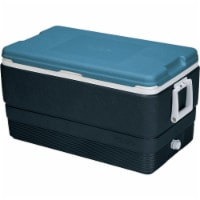 Igloo MaxCold Cooler 70 qt. Blue - Case Of: 1; - Count of: 1