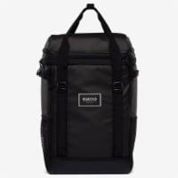 Igloo Pursuit 24 Can Portable Backpack Cooler Bag with Adjustable Straps, Black - 1 Unit
