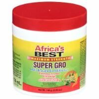 Africa's Best® Maximum Strength Super Gro Hair & Scalp Conditioner - 5.25 oz