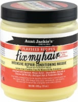 Aunt Jackies Flaxseed Instant Repair Condition Masque - 15 oz