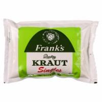 Frank's Quality Kraut Singles - 1.5 oz