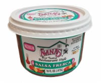 My Nana's Best Tasting Medium Salsa Fresca