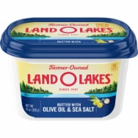 Land O' Lakes Olive Oil & Sea Salt Butter Spread