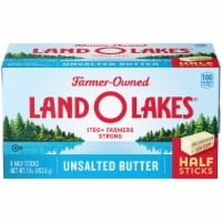 Land O' Lakes Half Stick Unsalted Butter