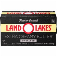 Land O' Lakes Extra Creamy Unsalted Butter
