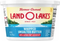 Land O' Lakes Whipped Unsalted Butter Spread - 8 oz
