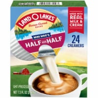 Land O Lakes Mini Moo's Half & Half Creamers 24 Count