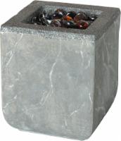 Ralphs - Bond Mini Deco Fire Bowl - Gray, 8.5 x 7.28 x 7.28 in