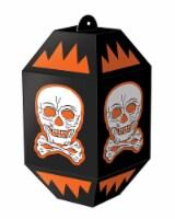 Beistle Vintage Halloween Skull Paper Lanterns - 12 Pack (3/Pkg) - 1 unit
