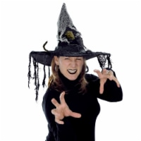 Beistle Halloween Party Decoration Witch Hat with Rat - 12 Pack (1/Poly Bag) - 1 unit