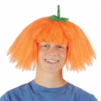 Beistle Halloween Party Decoration Pumpkin Wig - 12 Pack (1/Pkg) - 1 unit