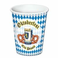 Beistle - 58207 - Oktoberfest Beverage Cups- Pack of 12 - 12