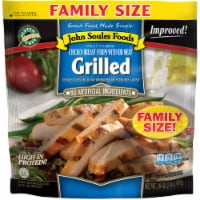 John Soules Foods Grilled Chicken Breast Strips with Rib Meat - 16 oz