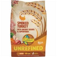 Midwestern Pet Food PF56031 12.5 lbs Earthborn Unrefined Turkey Dog Food - 1
