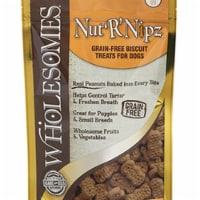 Propac 40271643 32 oz Wholesomes Nut R Nipz Dog Biscuit