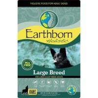 Midwestern Pet Food PF71924 25 lbs Earthborn Holistic Large Breed Dog Food - 1