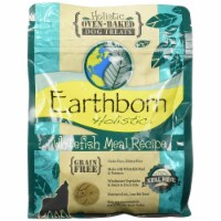 Earthborn 054892 Holistic Chicken Meal Recipe Holistic Oven-baked Dog Treats - Whitefish 8 Co - 1