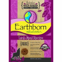 Earthborn 054894 Holistic Chicken Meal Recipe Holistic Oven-baked Dog Treats - Lamb 8 Count - 1