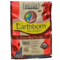 Earthborn 054897 Holistic Grain Free Dog Biscuits Bison 6 Count - 1