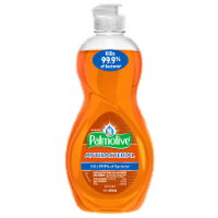 Palmolive Antibacterial Orange Dish Liquid