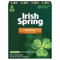 Irish Spring Original Deodorant Soap Bars
