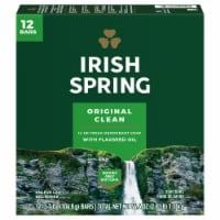 Irish Spring Original Scent Deodorant Bar Soap