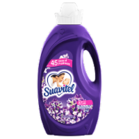 Suavitel Soothing Lavender Liquid Fabric Softener