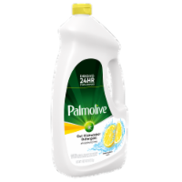 Palmolive Eco Gel Lemon Dishwasher Detergent