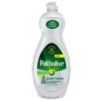 Palmolive Ultra Pure & Clear Dish Soap