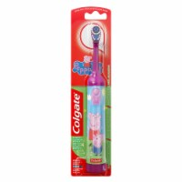 Colgate Kids Peppa Pig Extra Soft Battery Powered Toothbrush