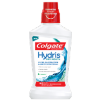 Colgate Hydris Dry Mouth Mouthwash