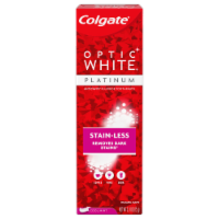 Colgate Optic White Platinum Stain-Less Cool Mint Toothpaste