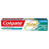 Colgate Total SF Advanced Fresh + Whitening Gel Toothpaste