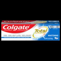 Colgate Total Whitening Toothpaste - 3.3 oz