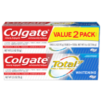 Colgate TotalSF Whole Mouth Health Whitening Toothpaste