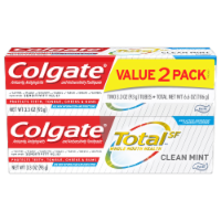 Colgate TotalSF Whole Mouth Health Clean Mint Toothpaste