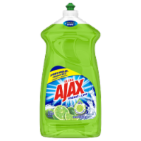 Ajax Ultra Vinegar + Lime Liquid Dish Soap