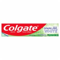 Colgate Sparkling White Mint Zing Toothpaste