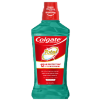 Colgate Total Spearmint Surge 12-Hour Pro-Shield Mouthwash