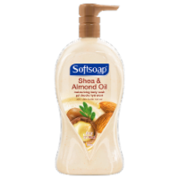Softsoap Shea Butter and Almond Oil Body Wash