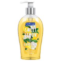 Softsoap Sweet Lemon & Gardenia Scent Liquid Hand Soap