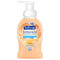 Softsoap Antibacterial Crisp Clean Foaming Hand Soap