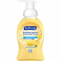 Softsoap Antibacterial Zesty Lemon Foaming Hand Soap