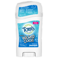 Tom;s Wicked Cool! Natural Freestyle Deodorant