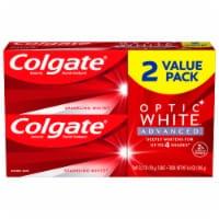 Colgate Optic White Advanced Sparkling White Toothpaste