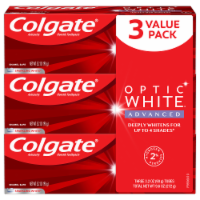 Colgate Optic Sparkling White Icy Fresh Toothpaste